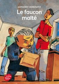 LES FRERES DIAMANT - TOME 1 - LE FAUCON MALTE