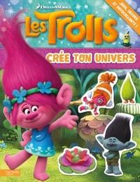 DREAMWORKS-TROLLS - CREE TON UNIVERS TROLLS