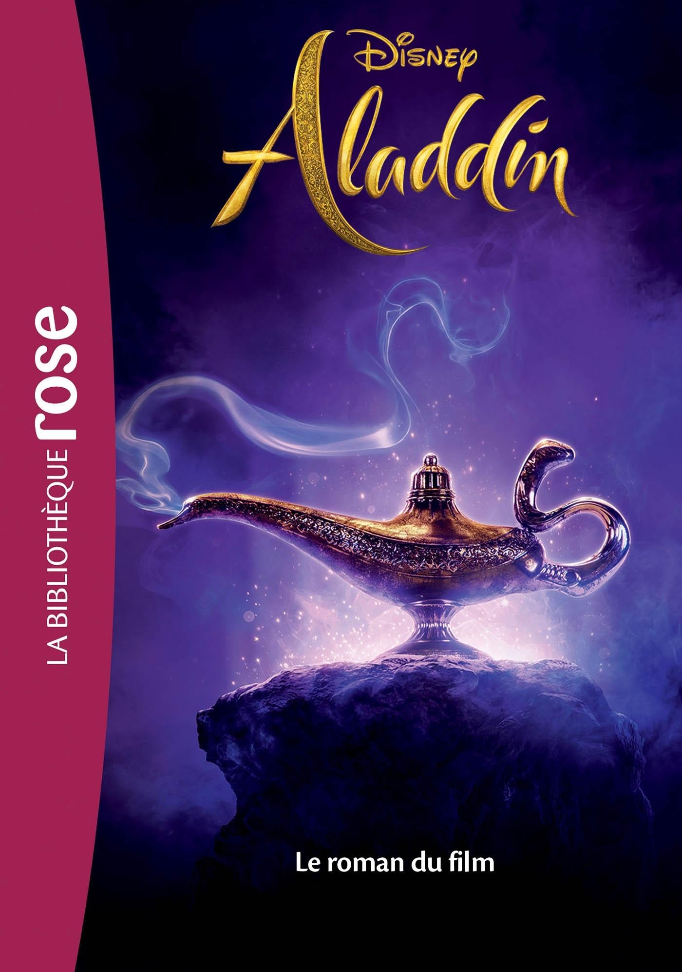 FILMS BB ROSE 10-12 - ALADDIN- LE ROMAN DU FILM