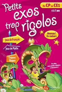 PETITS EXOS TROP RIGOLOS - DU CP AU CE1