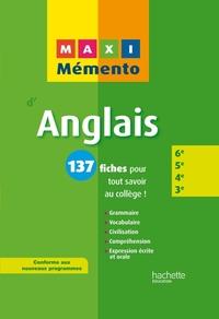 MAXI MEMENTO - ANGLAIS 6E-5E-4E-3E