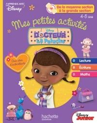 MES PETITES ACTIVITES AVEC DOC LA PELUCHE - MS/GS