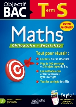 OBJECTIF BAC - MATHS TERMINALE S