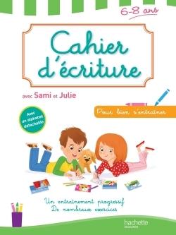 CAHIER D'ECRITURE SAMI ET JULIE