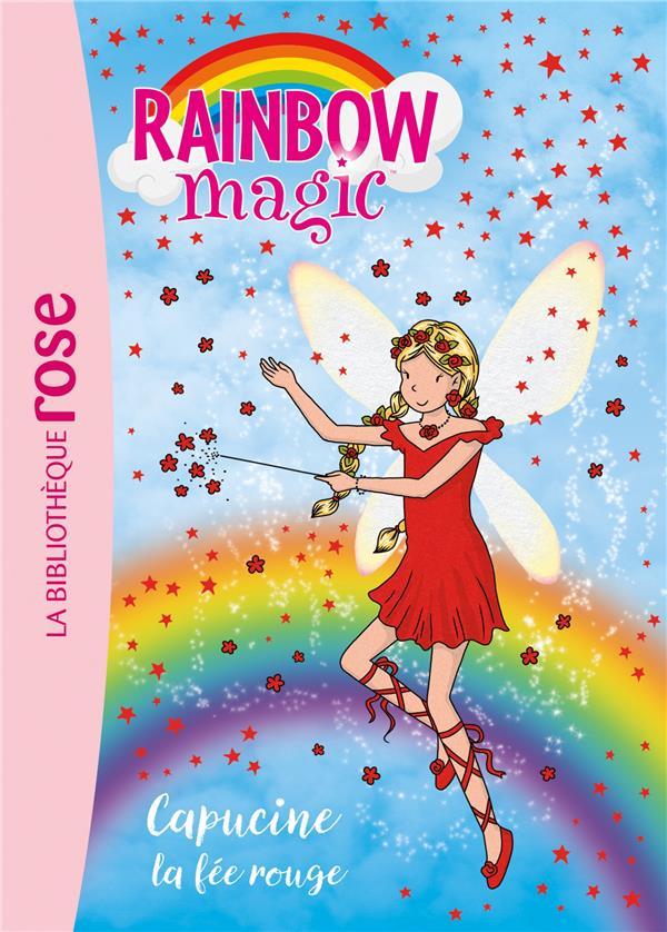 RAINBOW MAGIC 01 - CAPUCINE, LA FEE ROUGE