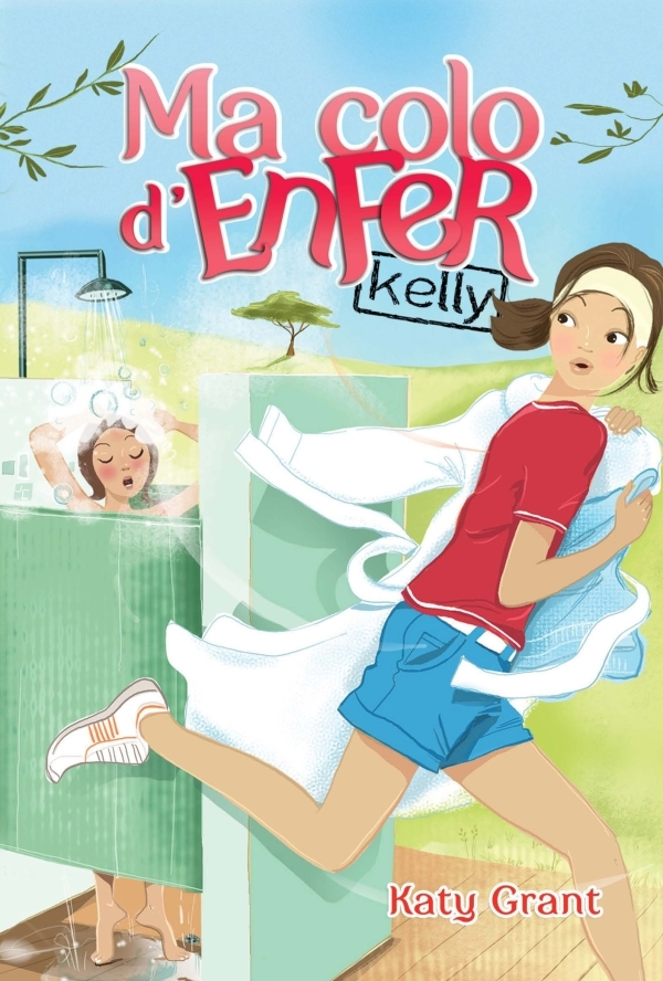 MA COLO D'ENFER - TOME 1 - KELLY