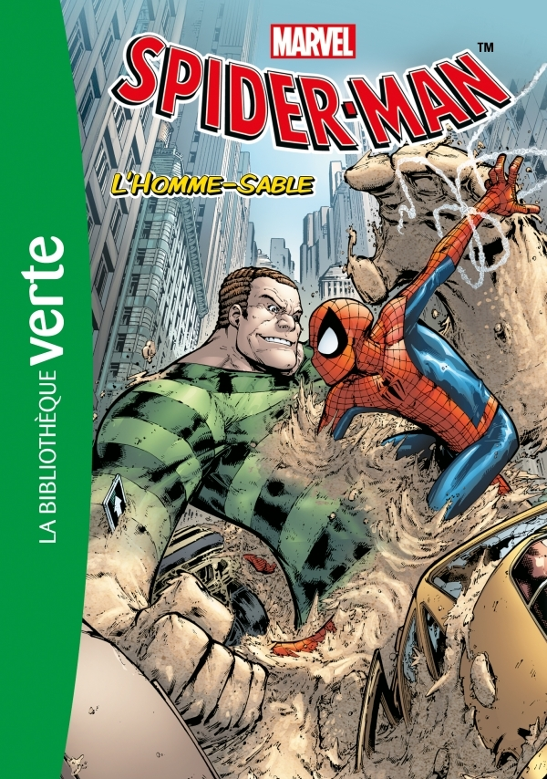 SPIDER-MAN 04 - L'HOMME-SABLE