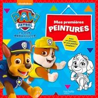 PAW PATROL-LA PAT'PATROUILLE - MES PREMIERES PEINTURES