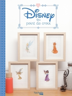 ABECEDAIRE DISNEY AU POINT DE CROIX