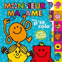 MONSIEUR MADAME - MON P'TIT COLO