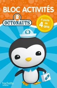 OCTONAUTS BLOC D'ACTIVITES 4 ANS