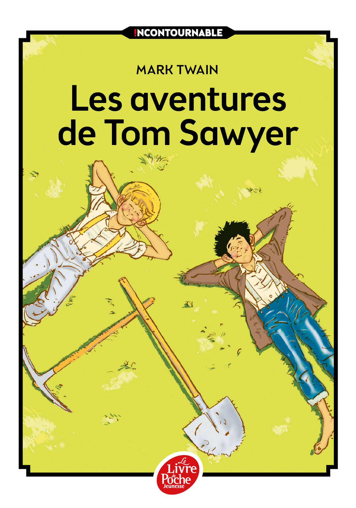 LES AVENTURES DE TOM SAWYER - TEXTE INTEGRAL