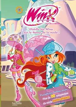 STICKERS WINX - COLLECTION MODE