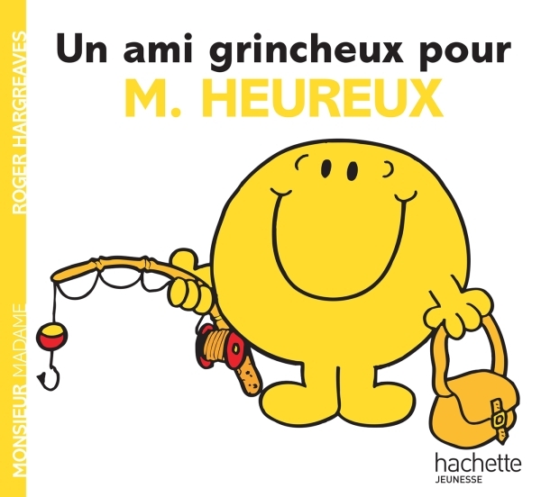 UN AMI GRINCHEUX POUR MONSIEUR HEUREUX