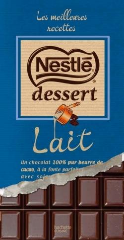 NESTLE DESSERT AU CHOCOLAT AU LAIT
