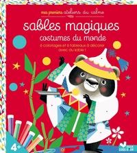 PREMIERS ADC - POCHETTES SABLES MAGIQUES - COSTUMES DU MONDE
