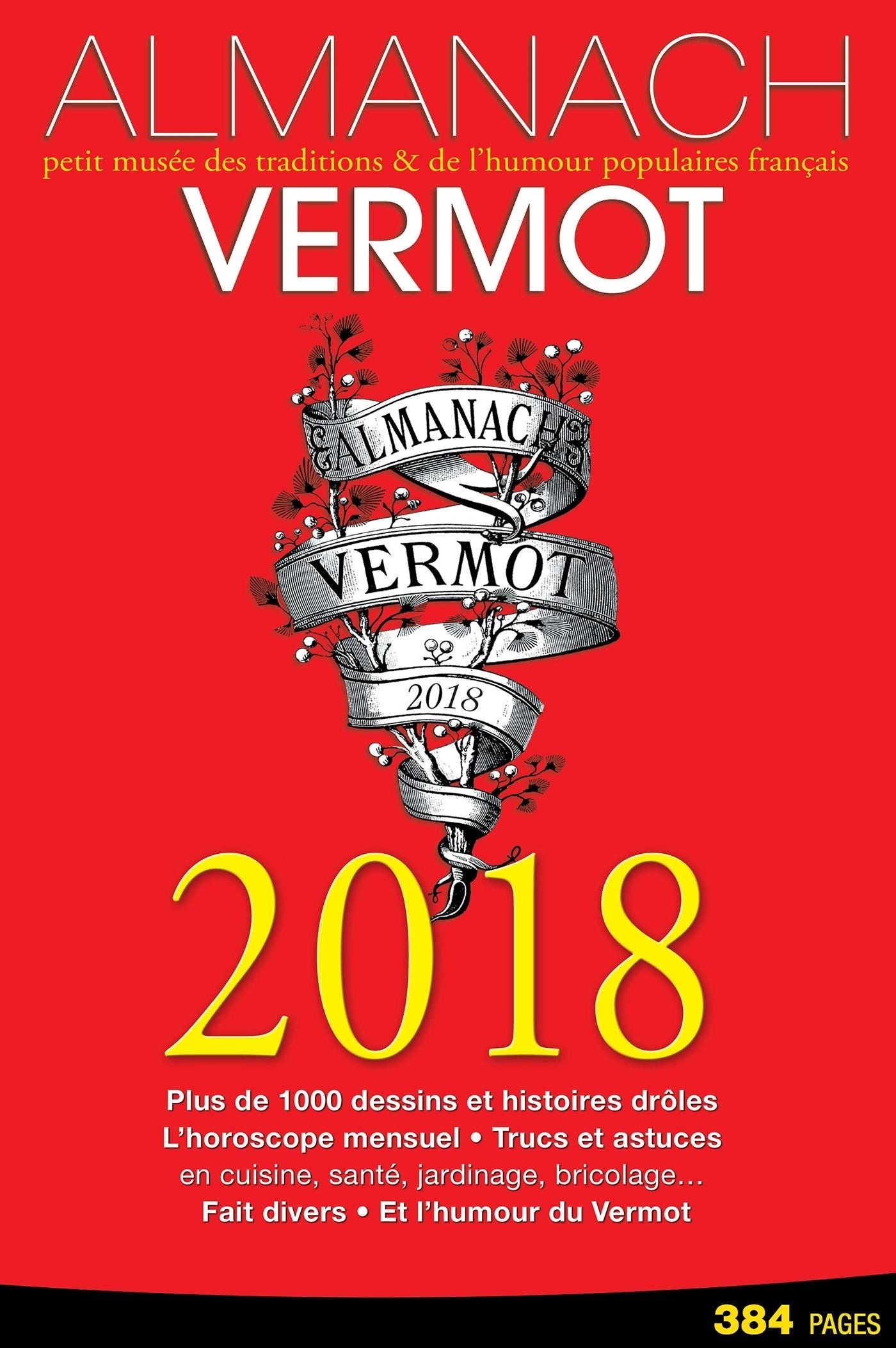 ALMANACH VERMOT 2018