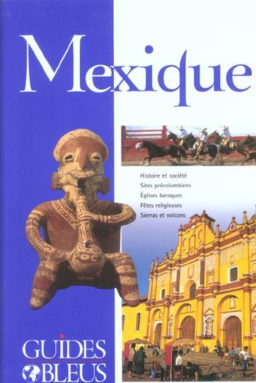 GUIDE BLEU MEXIQUE