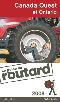 GUIDE DU ROUTARD CANADA OUEST 2008