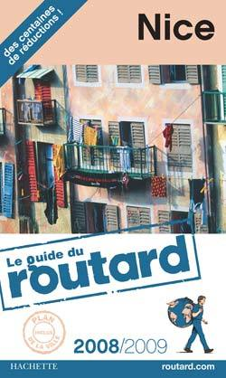 GUIDE DU ROUTARD NICE 2008/2009