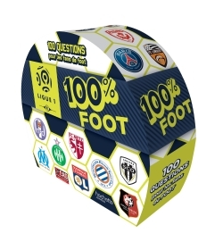 LIGUE DE FOOTBALL / 100 % FOOT