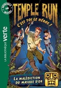 Temple Run 02 - La malédiction du masque d'or