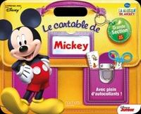LE CARTABLE DE MICKEY GS