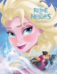 LA REINE DES NEIGES, DISNEY CINEMA (REFONTE)