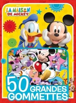 MICKEY, DJ, MES PREMIERES GOMMETTES DISNEY (50)