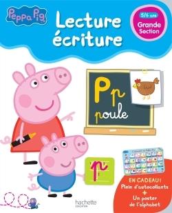 PEPPA PIG LECTURE-ECRITURE GS