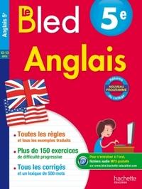 CAHIER BLED - ANGLAIS 5E