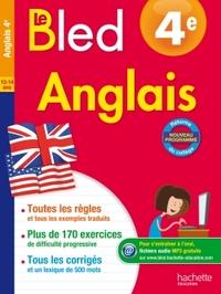 CAHIER BLED - ANGLAIS 4E