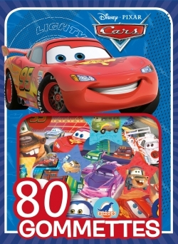 CARS, 80 GOMMETTES