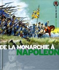 DE LA MONARCHIE A NAPOLEON - 5