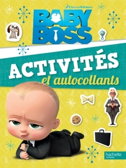 BABY BOSS - ACTIVITES ET AUTOCOLLANTS
