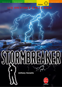 ALEX RIDER - TOME 1 - STORMBREAKER
