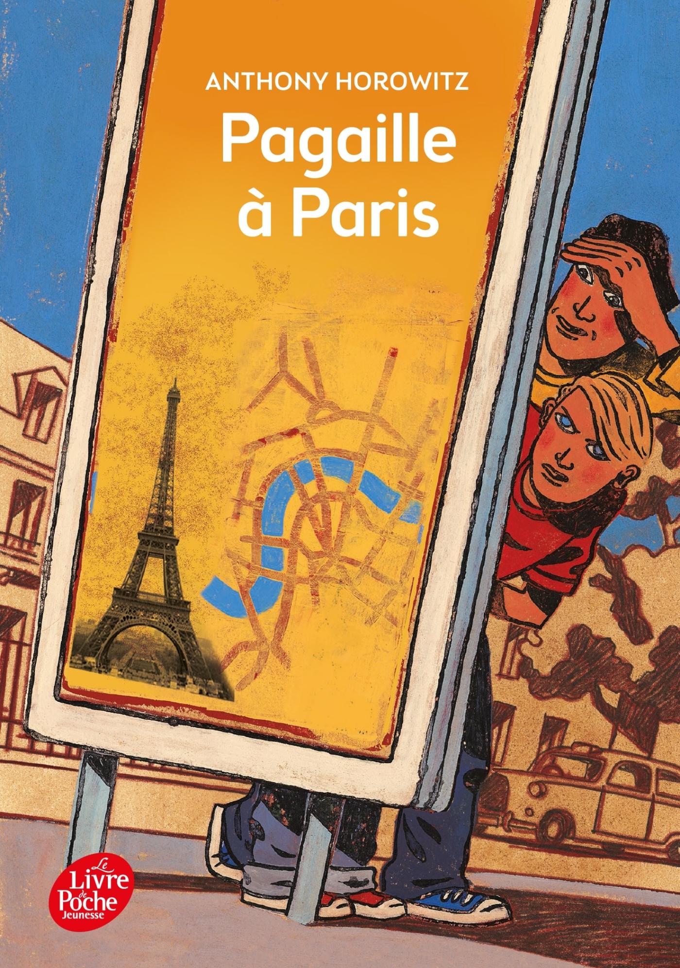Pagaille à Paris