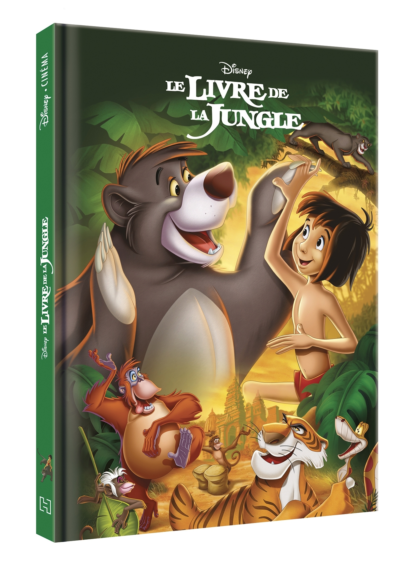 LE LIVRE DE LA JUNGLE, DISNEY CINEMA