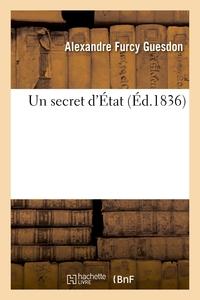 UN SECRET D'ETAT