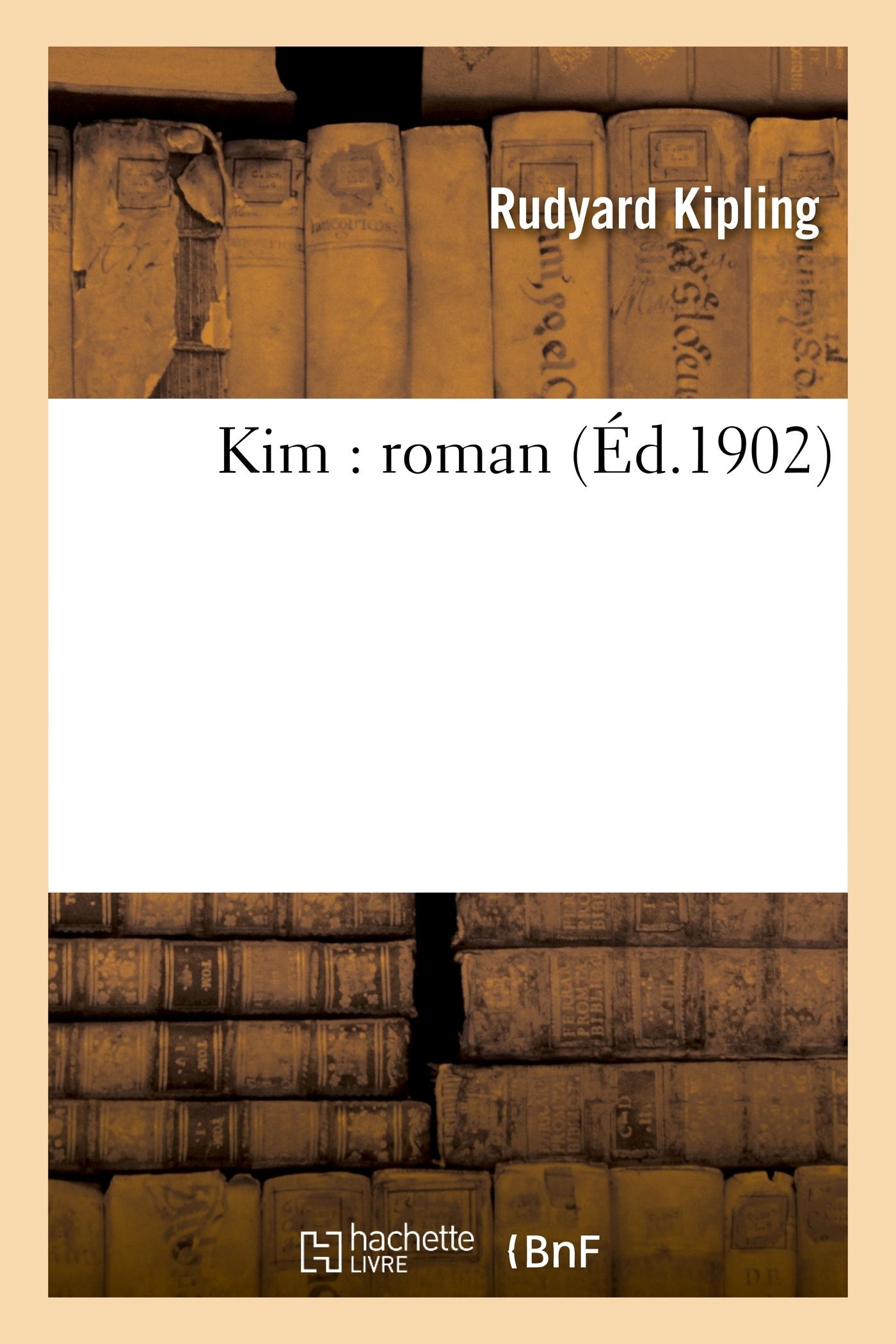 KIM : ROMAN
