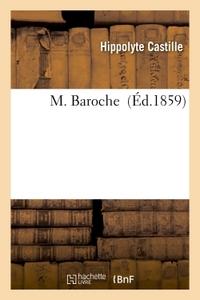 M. BAROCHE