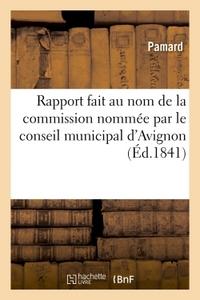 RAPPORT AU NOM DE LA COMMISSION POUR L'EXAMEN DE LA LEGALITE DES MESURES FISCALES SUR LE RECENSEMENT