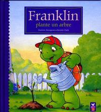 FRANKLIN PLANTE UN ARBRE