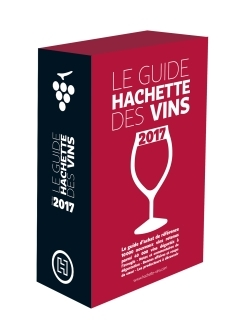 COFFRET GUIDE HACHETTE DES VINS 2017 + LIVRE DE CAVE
