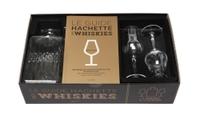 COFFRET GUIDE HACHETTE DES WHISKIES