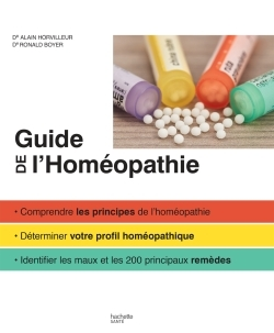 GUIDE DE L'HOMEOPATHIE
