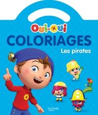 OUI-OUI - COLORIAGES - LES PIRATES