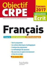 OBJECTIF CRPE FRANCAIS - 2017