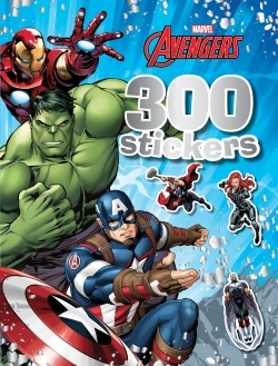 AVENGERS, 300 STICKERS
