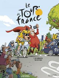 LE TOUR DE FRANCE T2